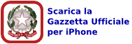 Gazzetta Ufficiale Serie Generale per iPhone